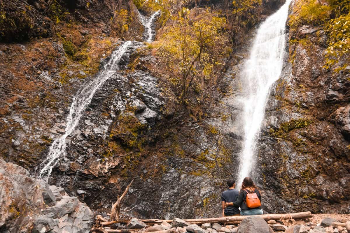 Swim in the Waterfalls of Bucay