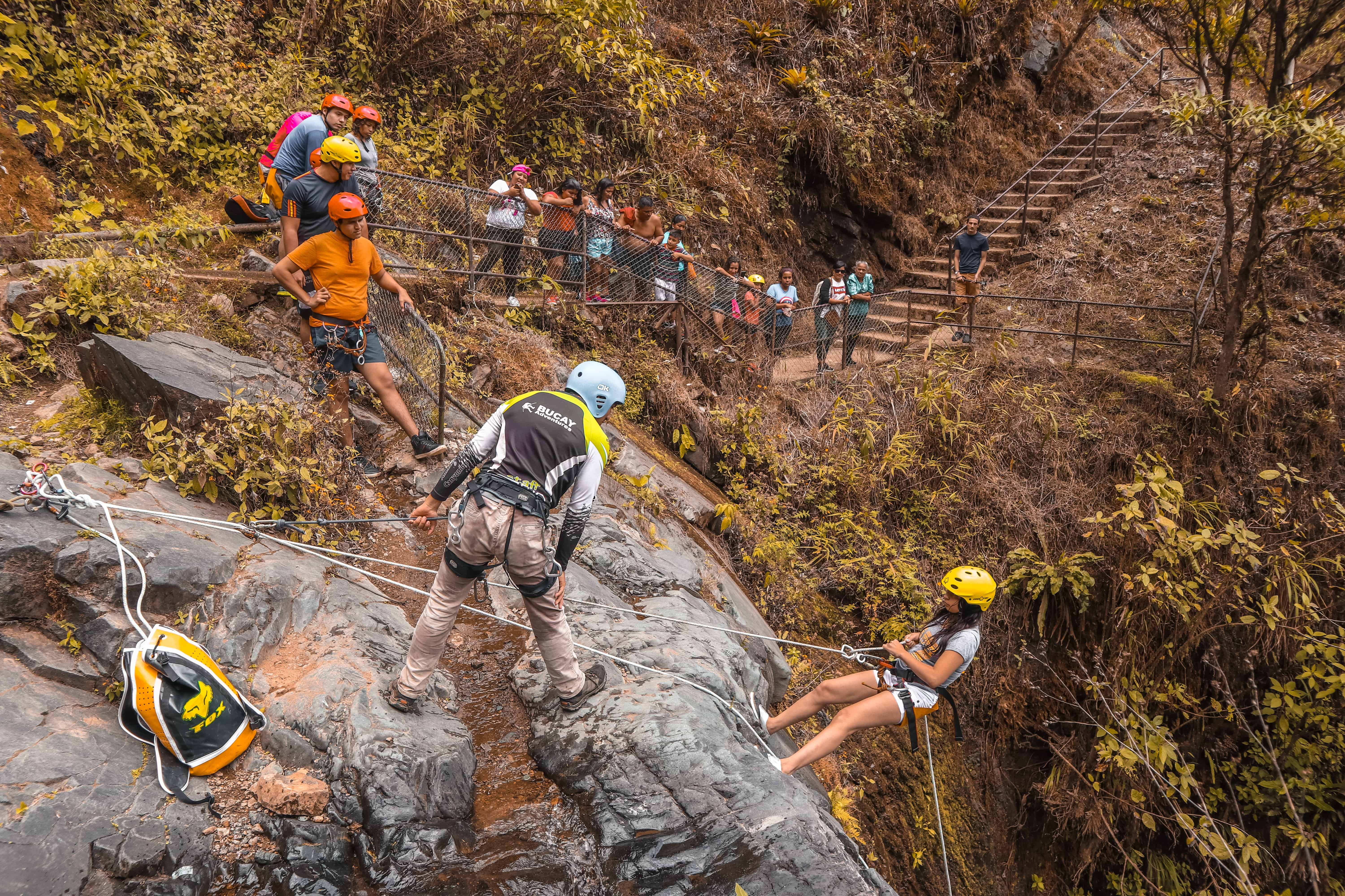 Waterfall Canyoning Experience