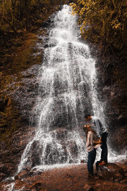 El Progreso Waterfall