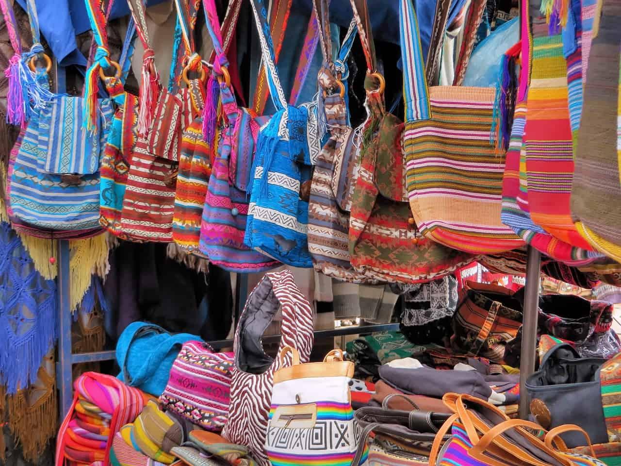 Visitar el Mercado de Otavalo - Que hacer en otavalo