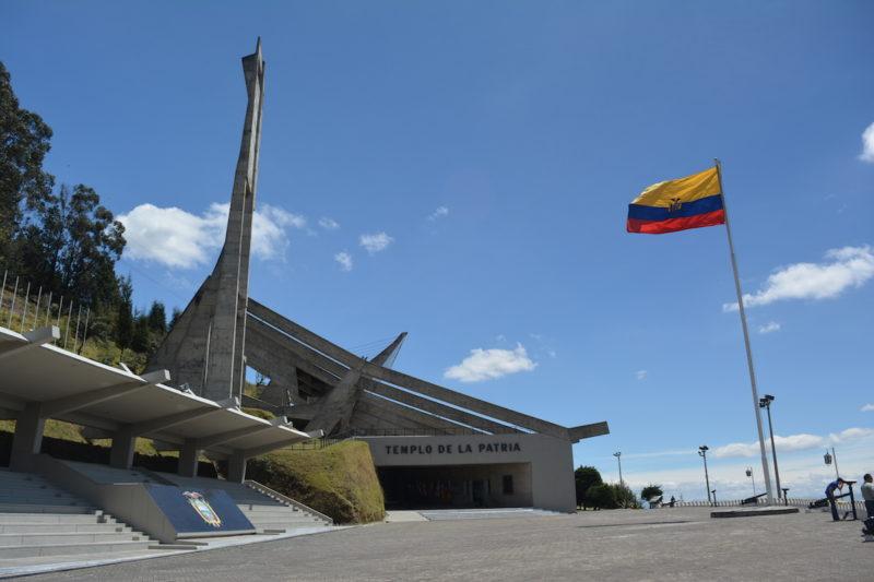 El Templo de La Patria