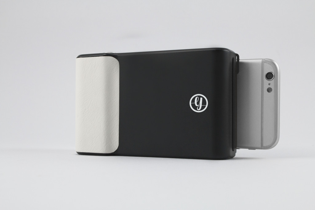 Prynt Cases turn your cell phone into a Polaroid camera. Coming this Fall.