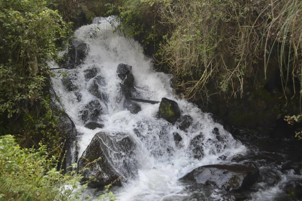 Las Cascadas de Peguche