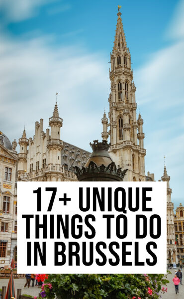 How to spend one day in Brussels – the ultimate city day trip