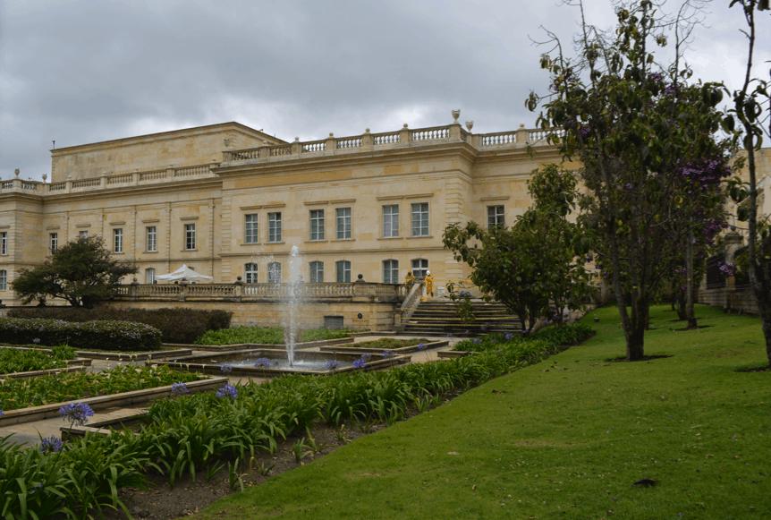 la Casa Presidencial Bogota Colombia