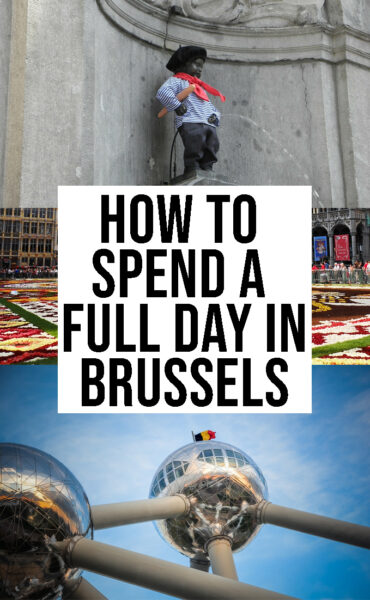 Brussels in One day Itinerary – Best of Brussels in a day