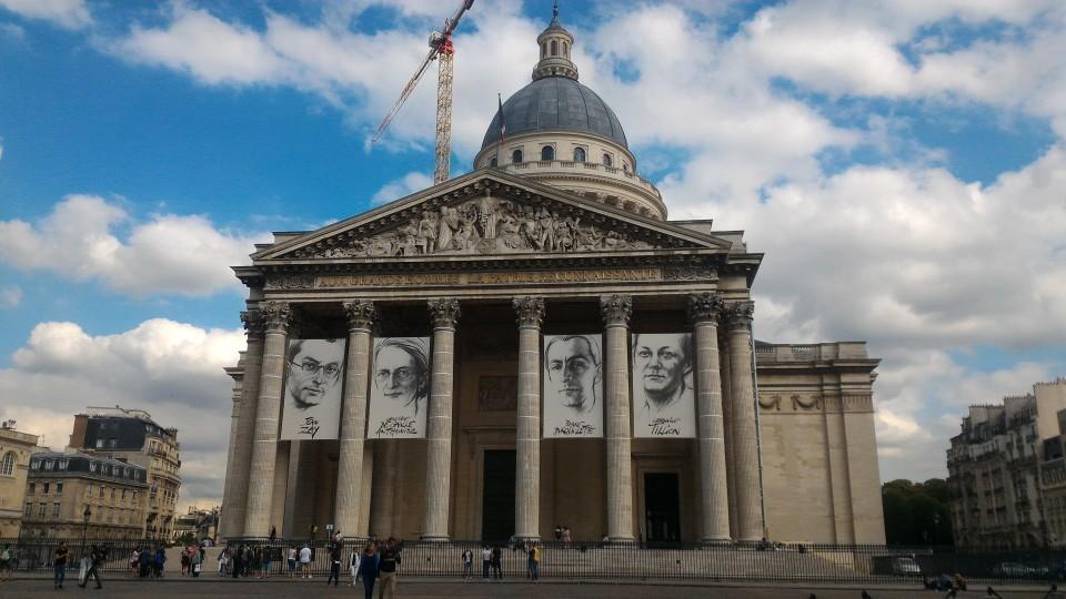 Panthéon in Paris, France