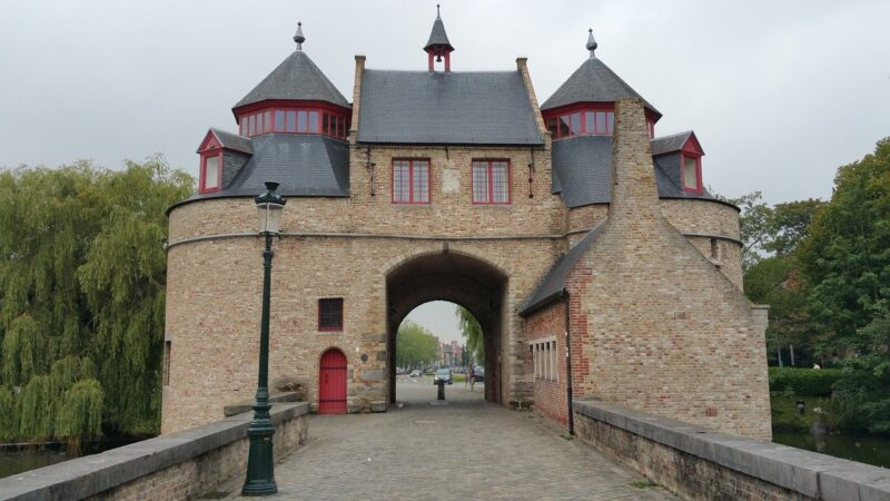 Visit the Town Gates