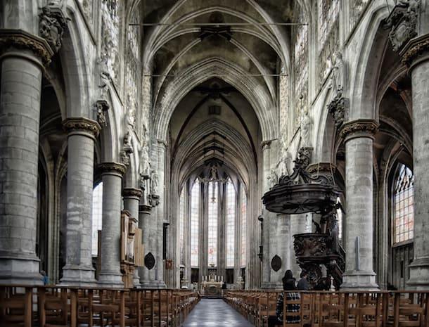 Catedral de San Miguel y Santa Gúdula de Bruselas