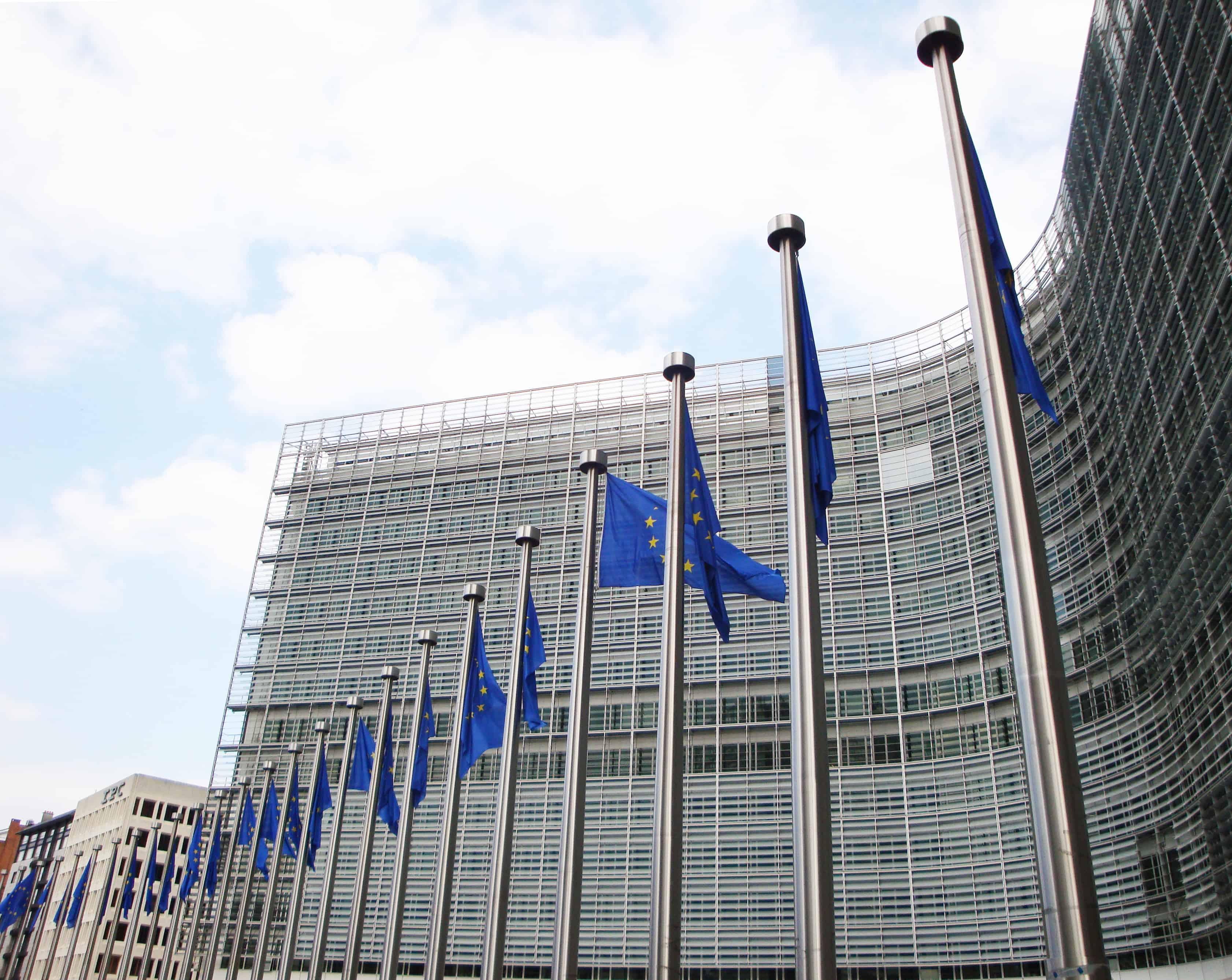 Parlamento de LA UE - cosas que ver en Bruselas