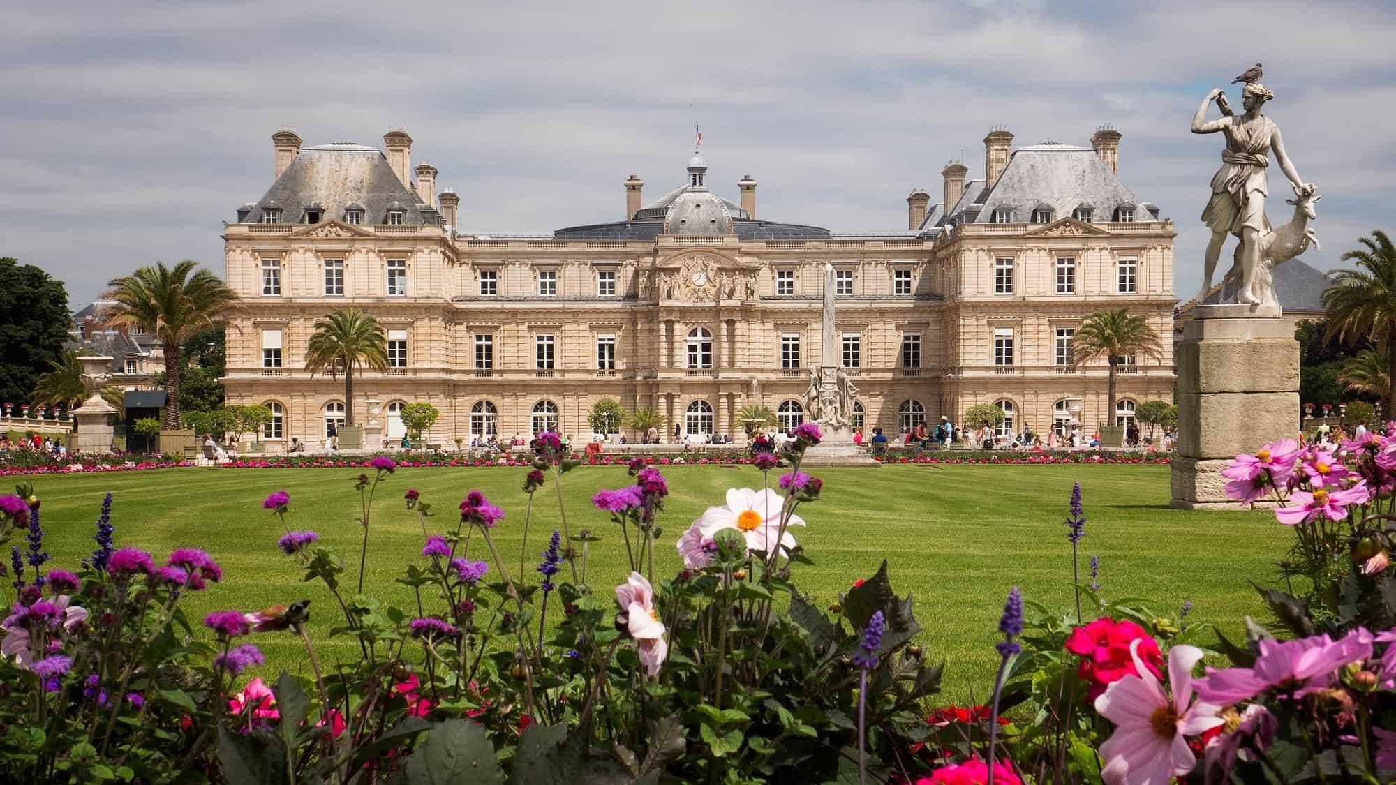 Jardines de Luxembourg