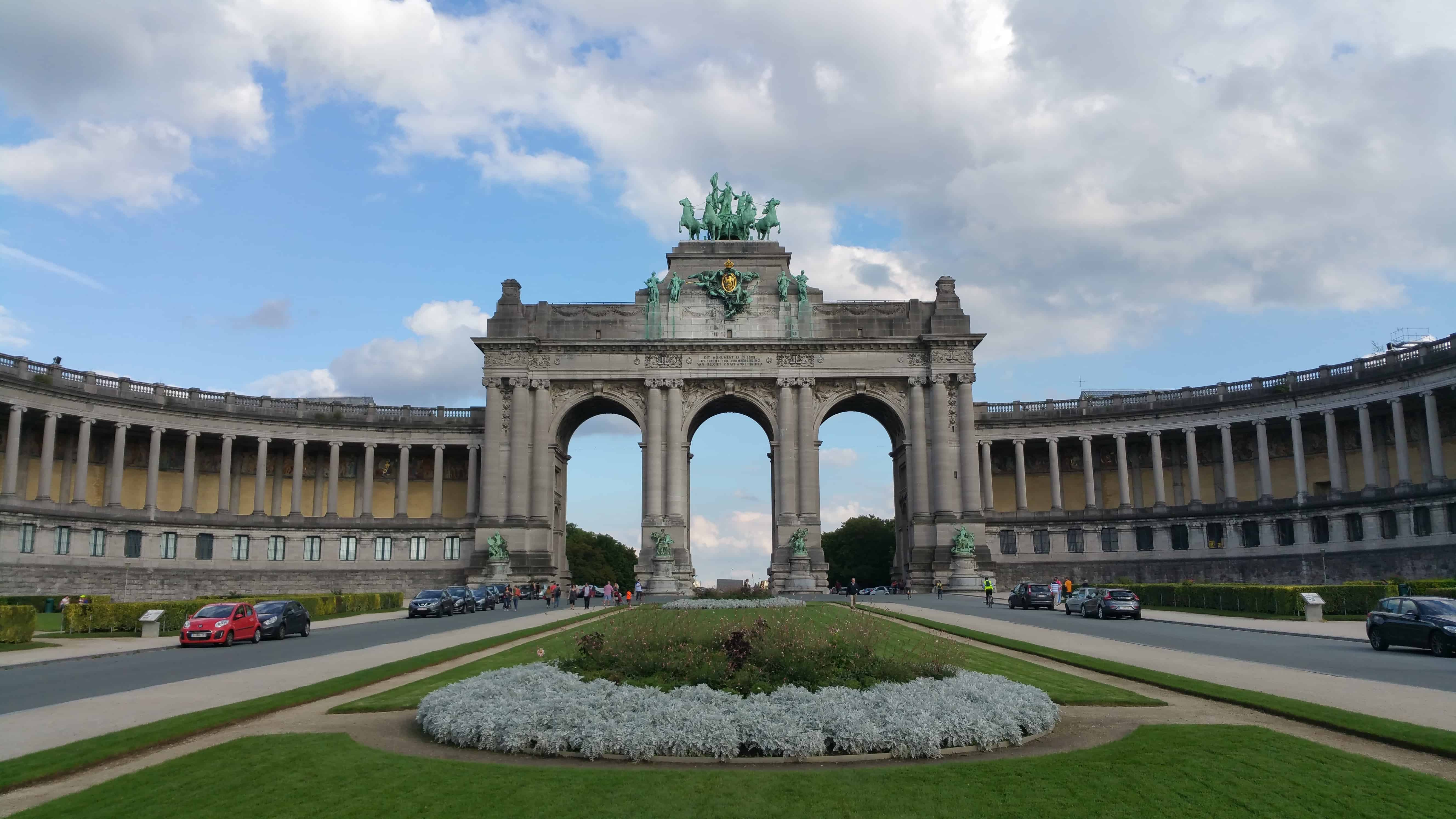 triumphal-arch Things To Do in Brussels, Belgium in One Day