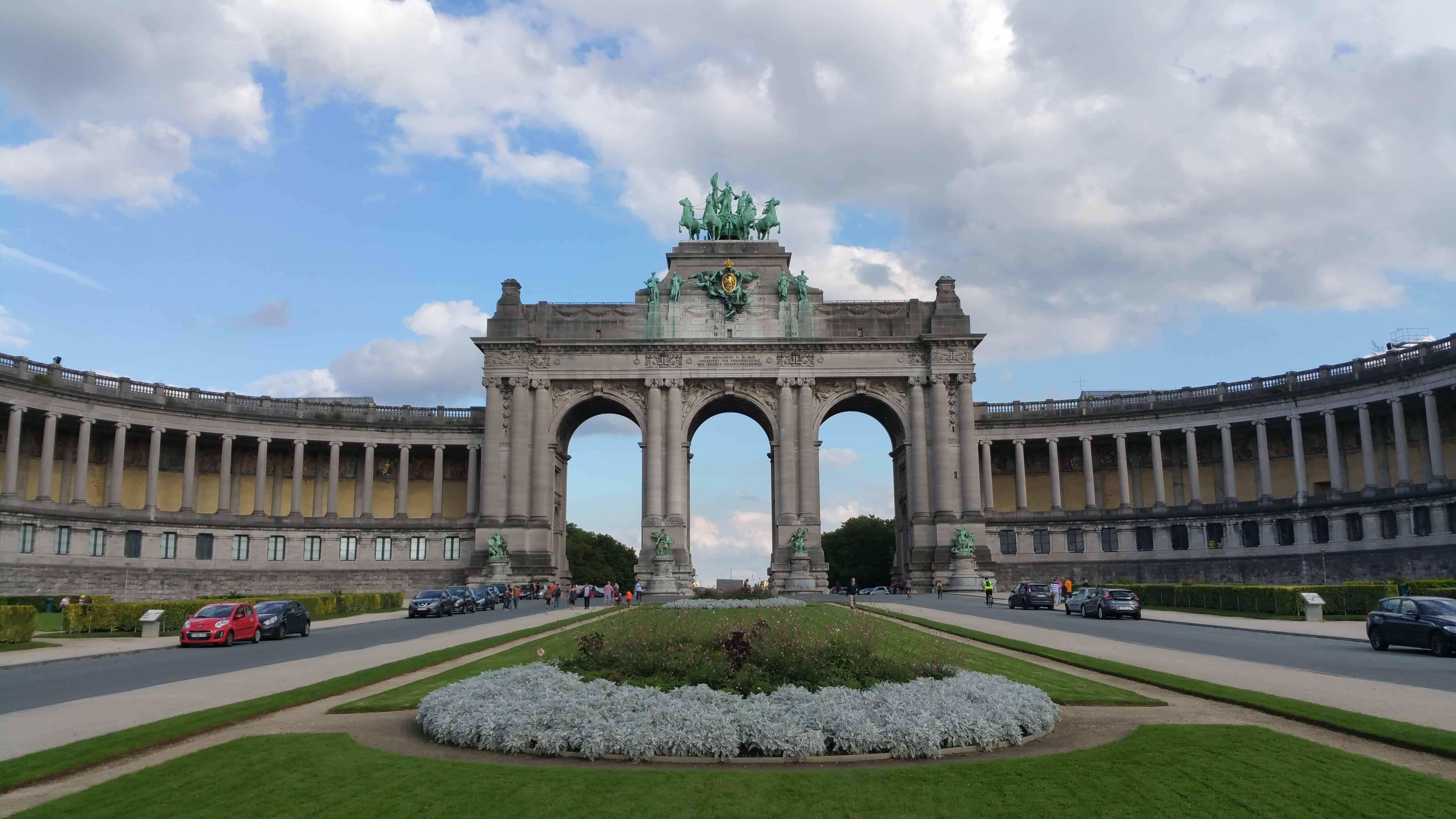 triumphal-arch-Bruselas