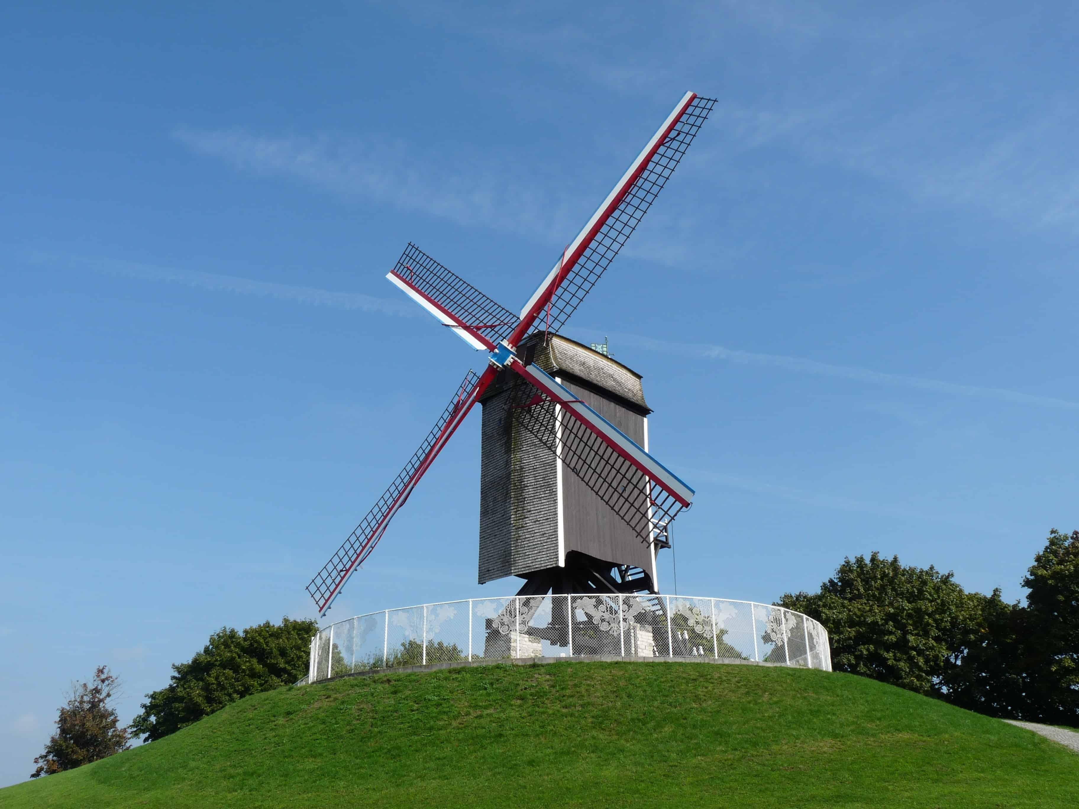 Sint Janshuis Mill