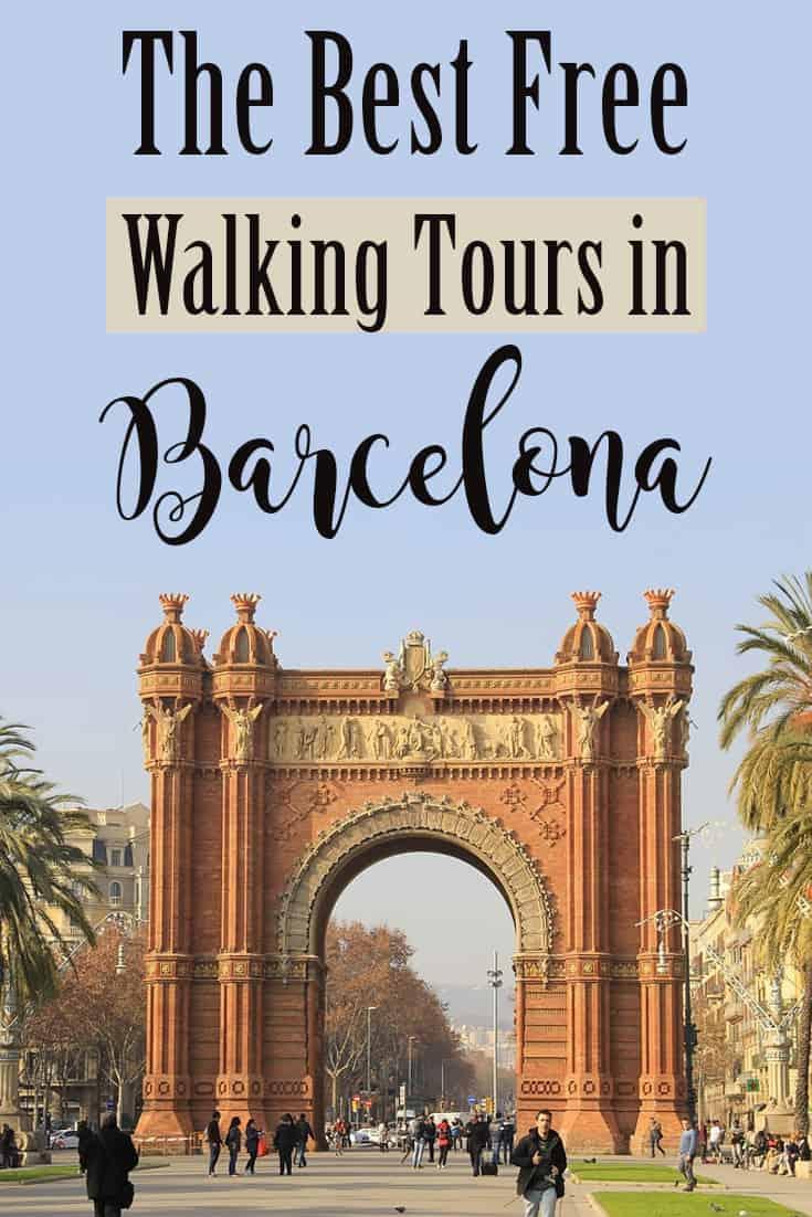 Best Walking Tours in Barcelona, Spain