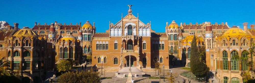 l'Hospital de la Santa Creu i Sant Pau