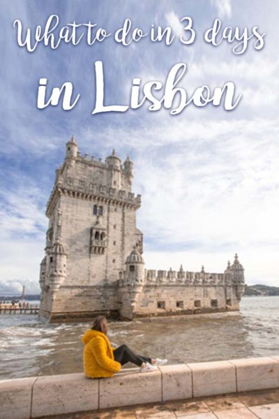 What to do in 3 Days in Lisbon