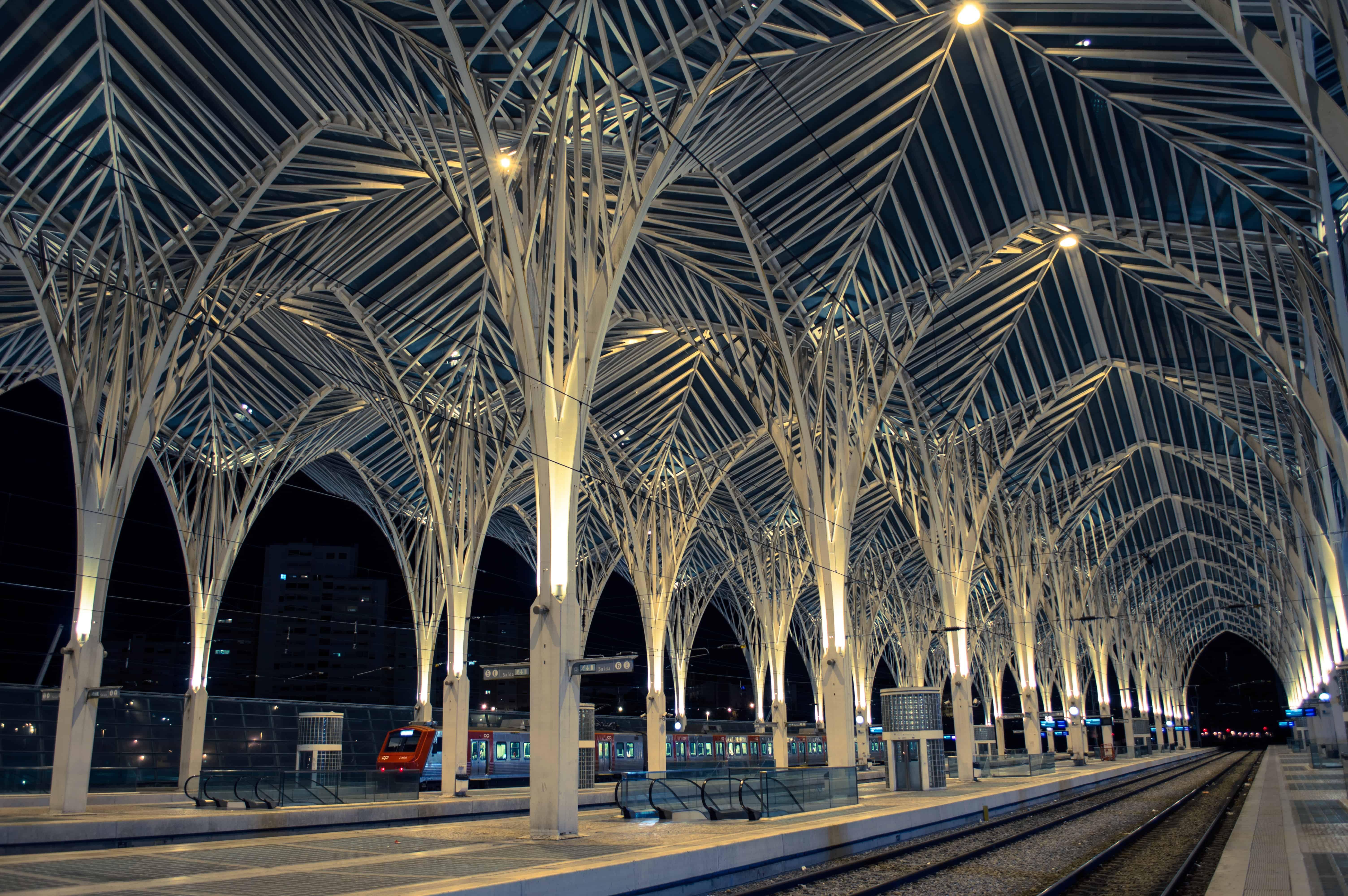Gare do Oriente - Cosas que hacer en Lisboa
