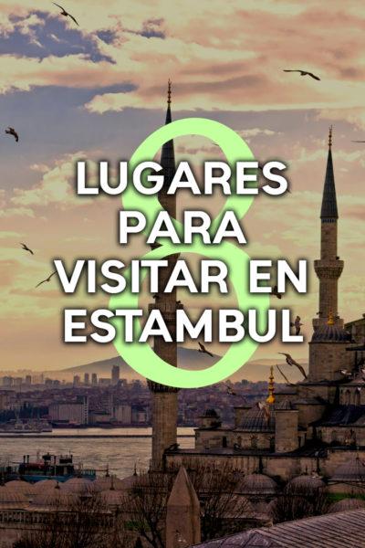 8 lugares de Estambul para visitar durante una larga escala