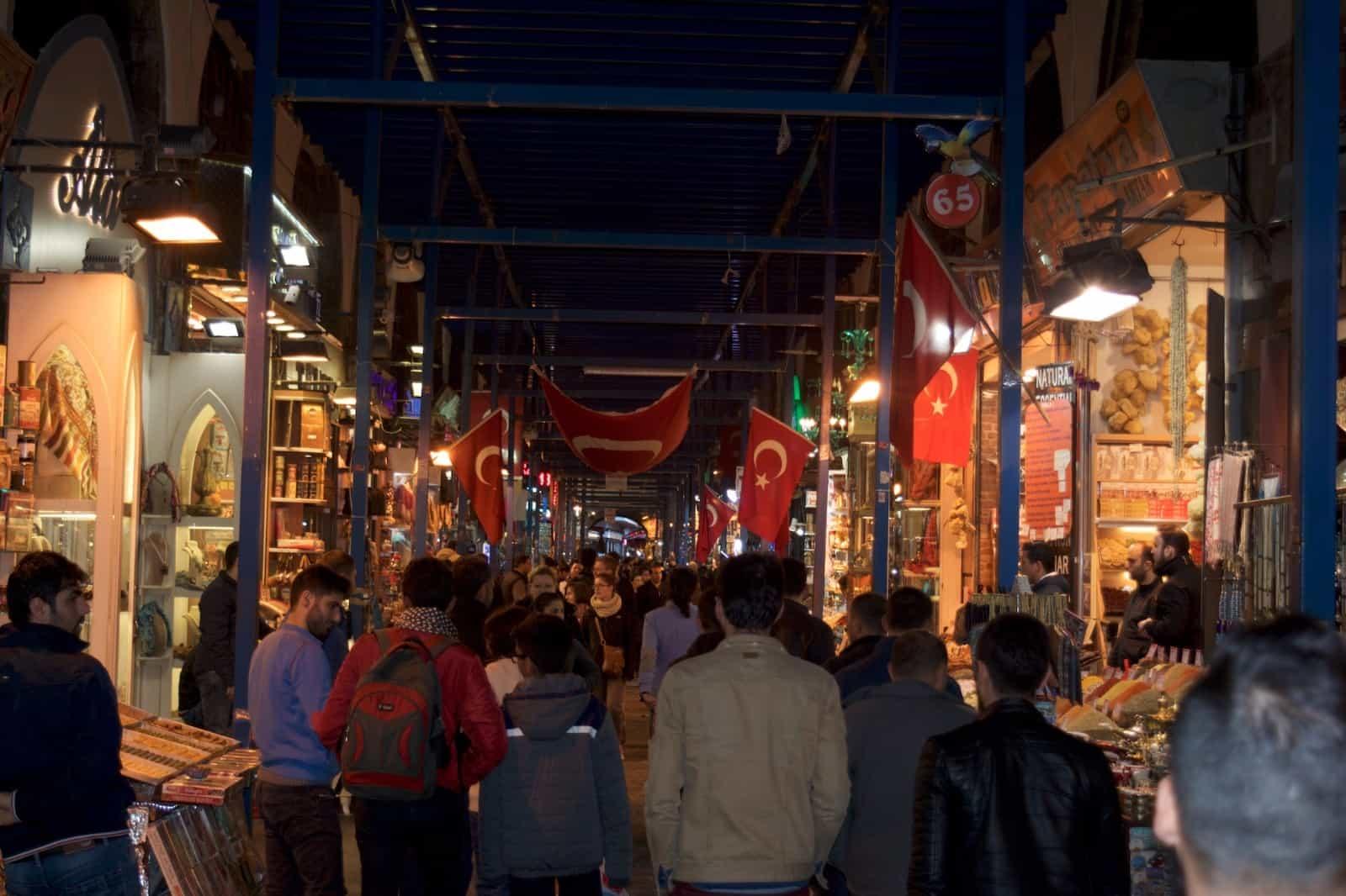 lugares que ver en Estambuel en una escala larga
