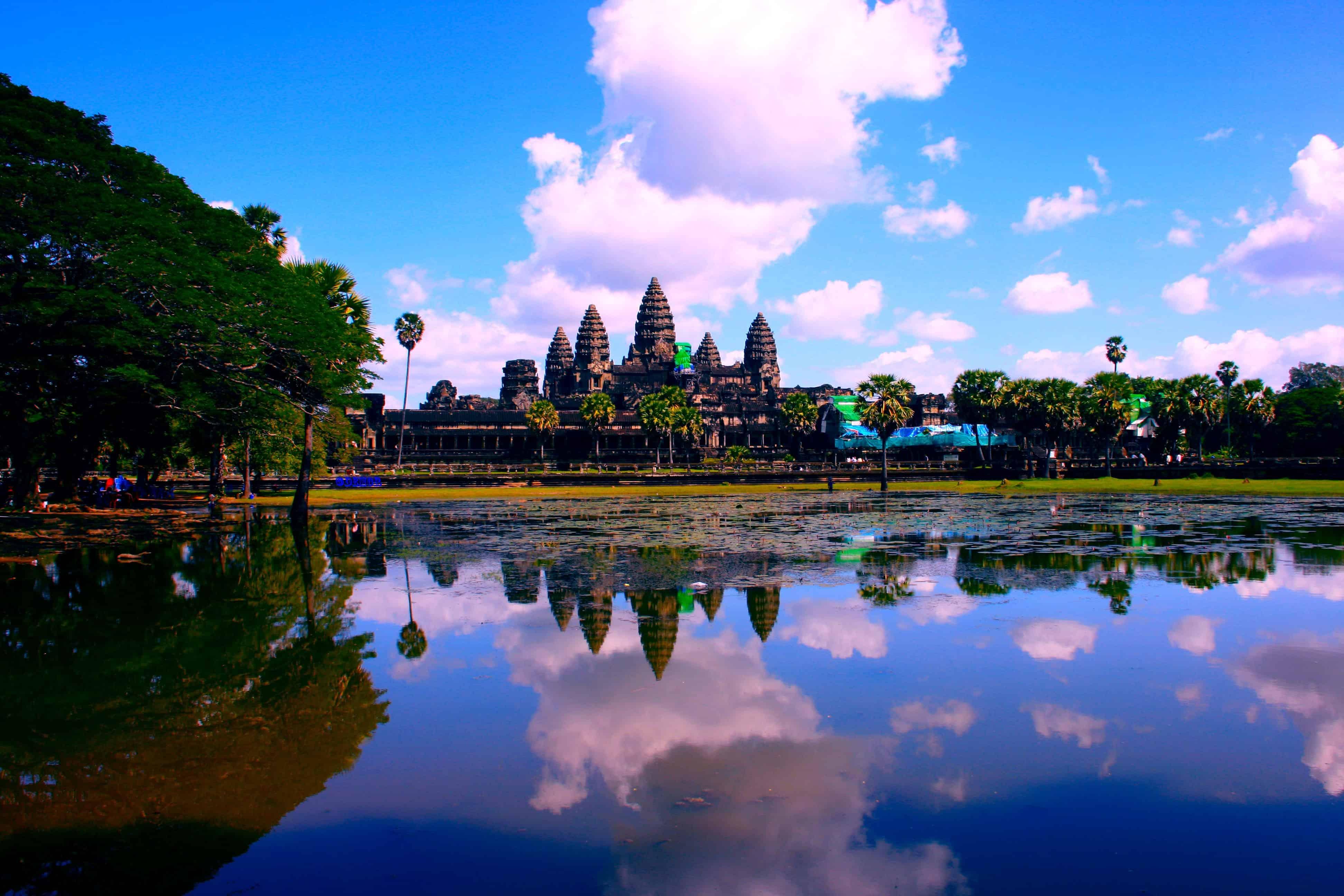 Los 5países Más Baratos del Sudeste de Asia Para Viajar: Cambodia