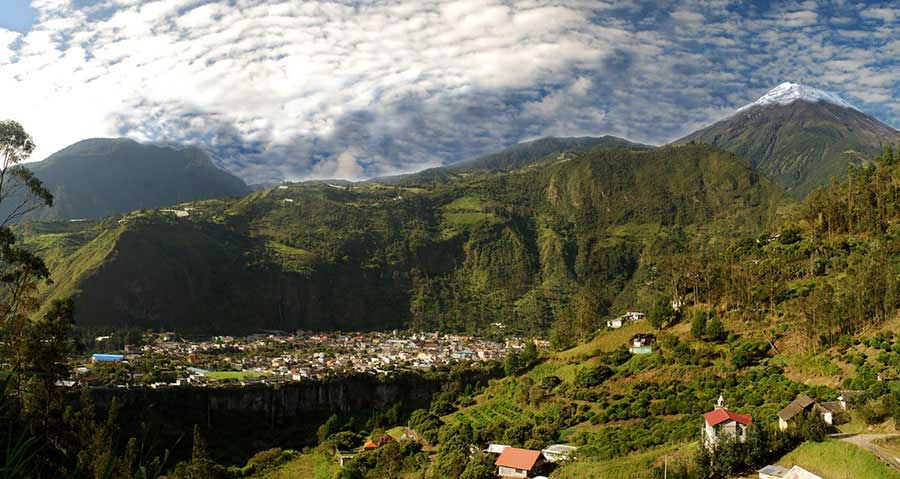 A Guide To The Best Things To Do in Baños, Ecuador