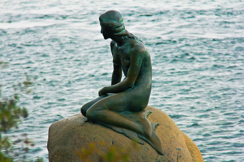 Estatua de la Sirenita