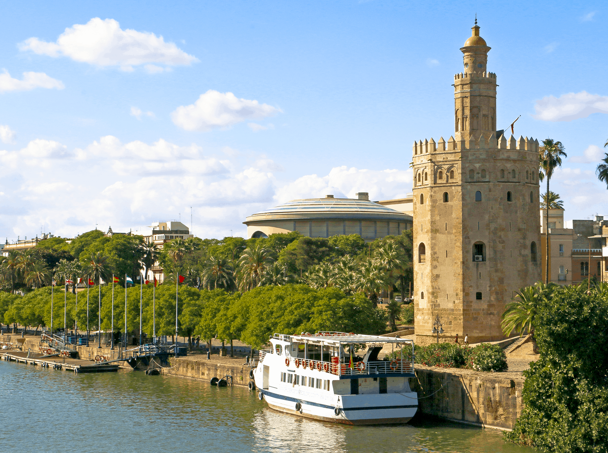 Gold Tower Seville