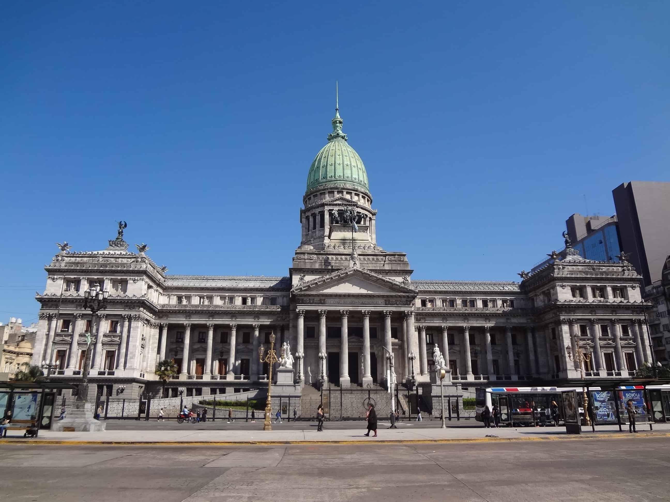 Visita Guiada Gratuita al Congreso de La Nación Argentina