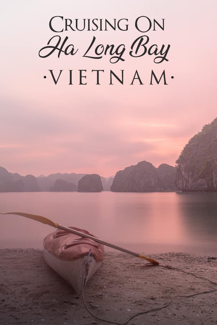 Best things to do in Ha Long Bay Vietnam