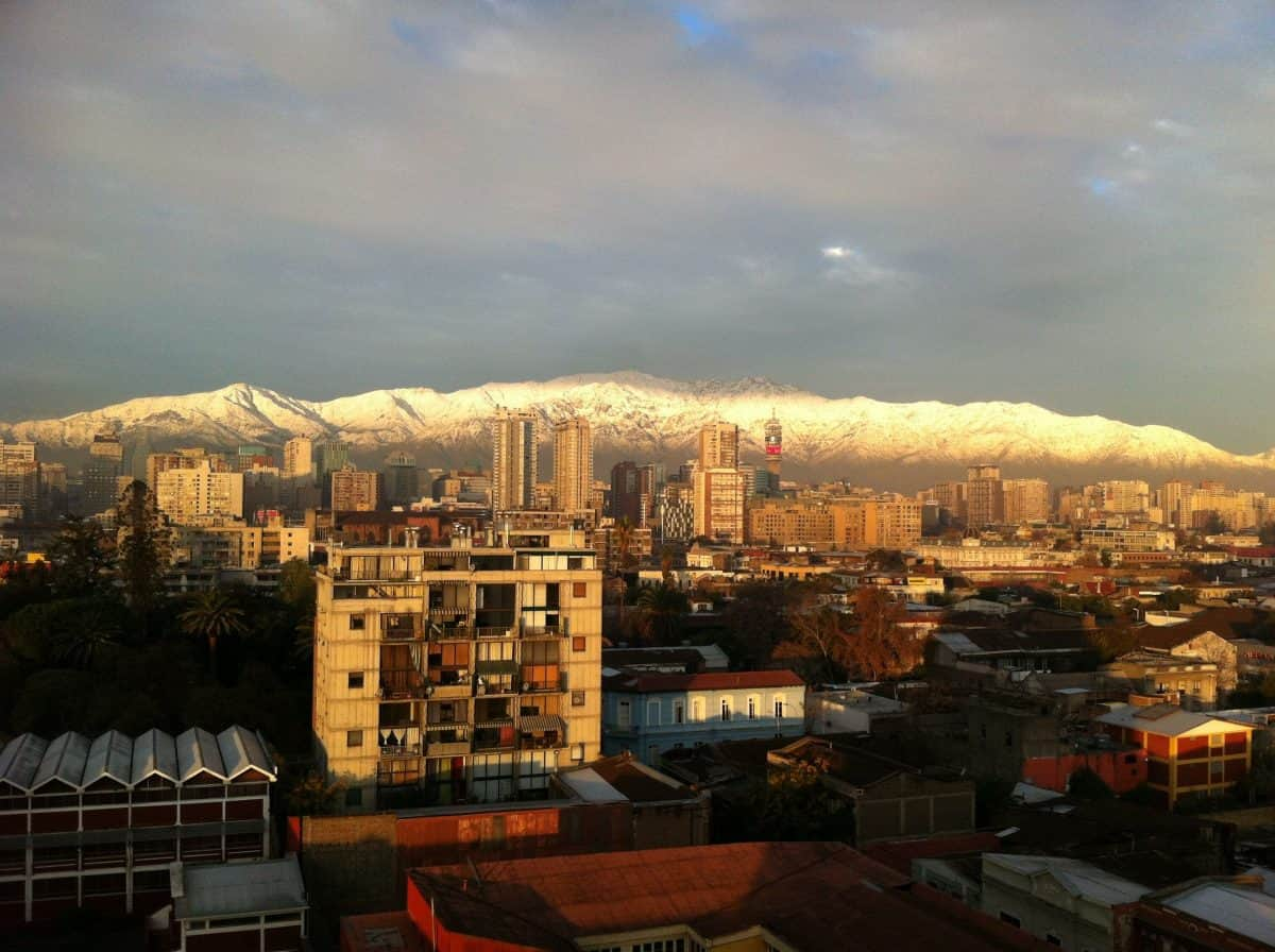 What To Do in Santiago de Chile in a Long Layover