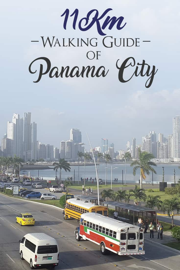 From seafood markets to looking at historical buildings, here's what to do in Panama's charming Casco Viejo neighborhood!