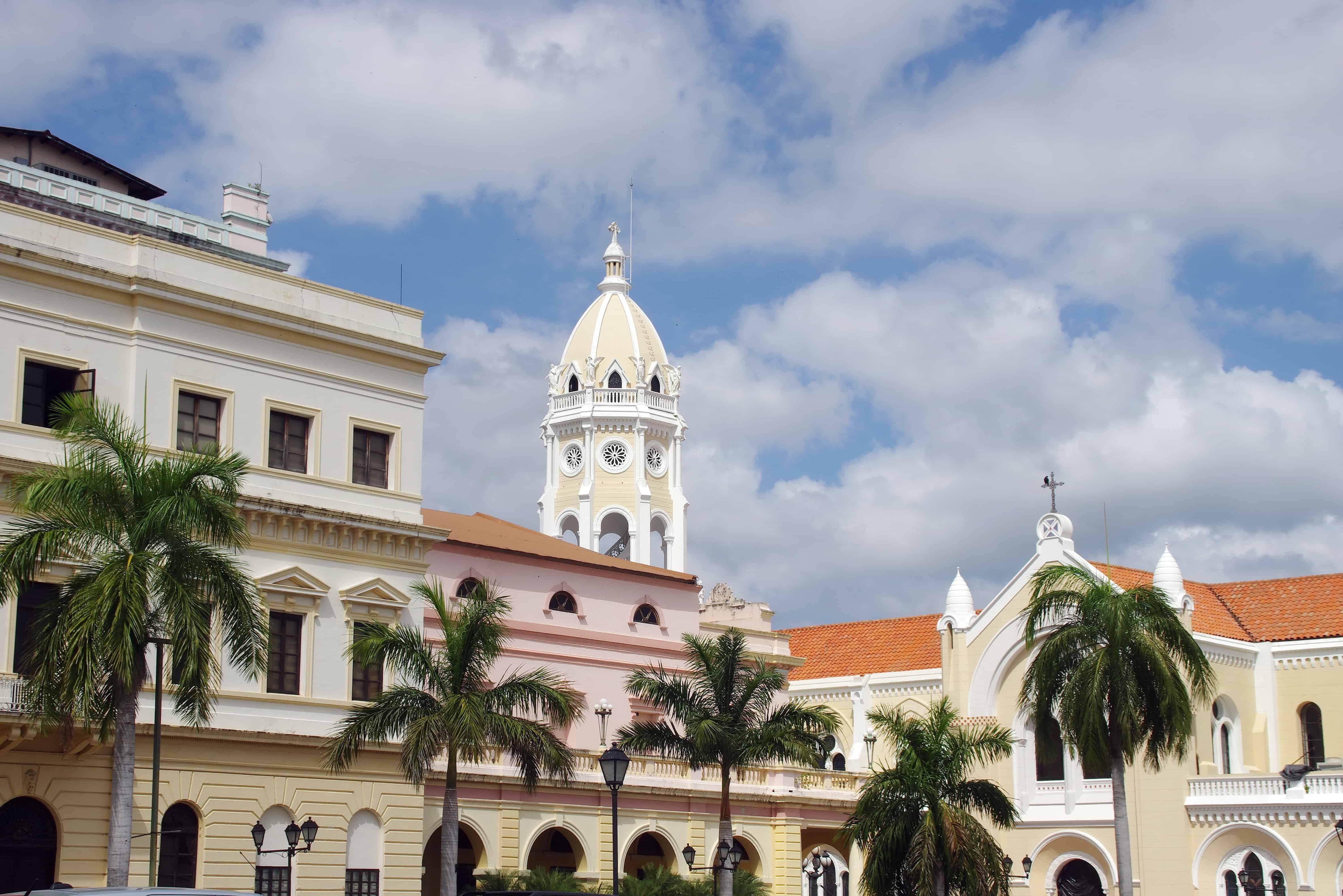 El Casco Viejo Ciudad de Panama