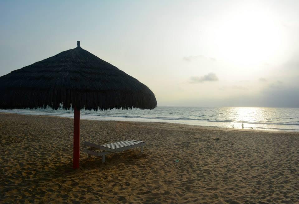 playa rosada en Ayangue