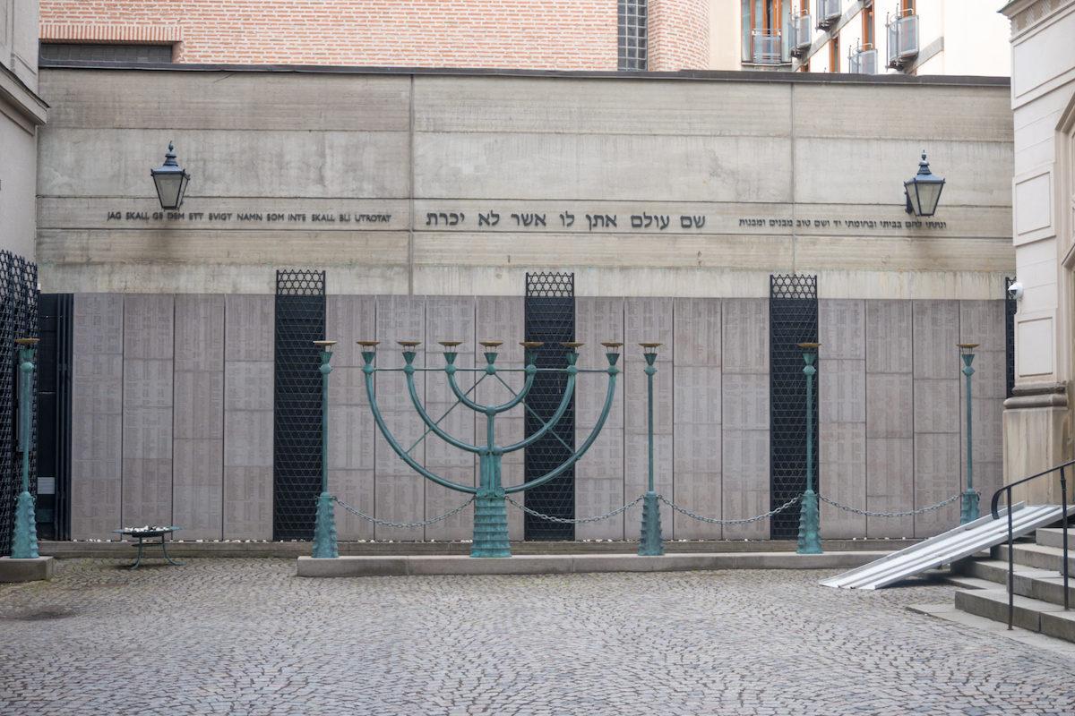 Gran Sinagoga de Estocolmo