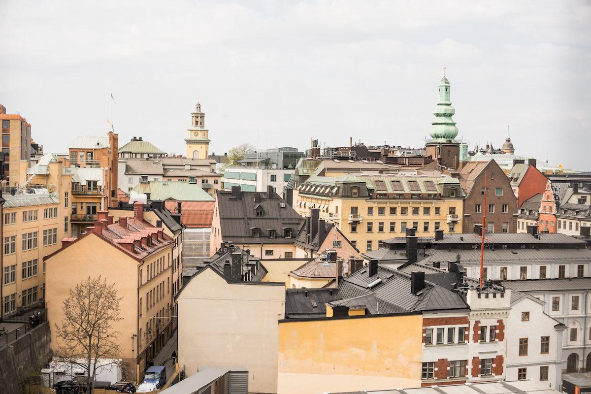 Katarina Elevator in Stockholm