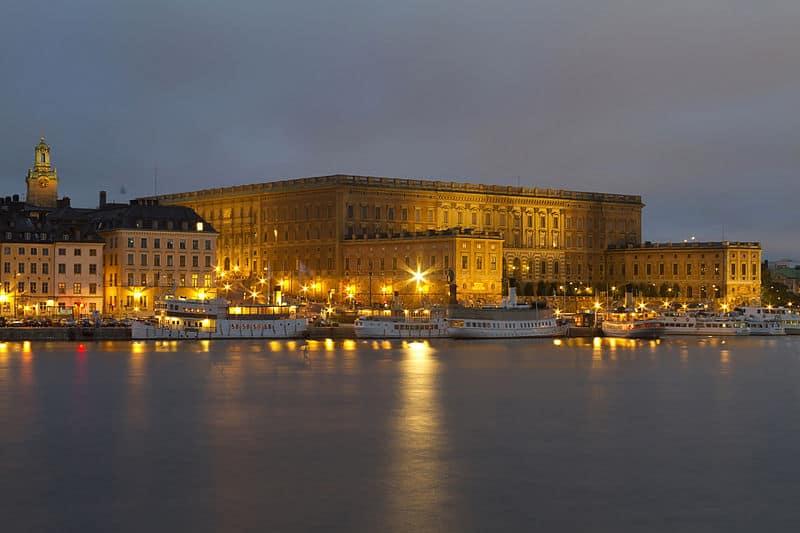 author-Brorsson Royalpalace_Stockholm