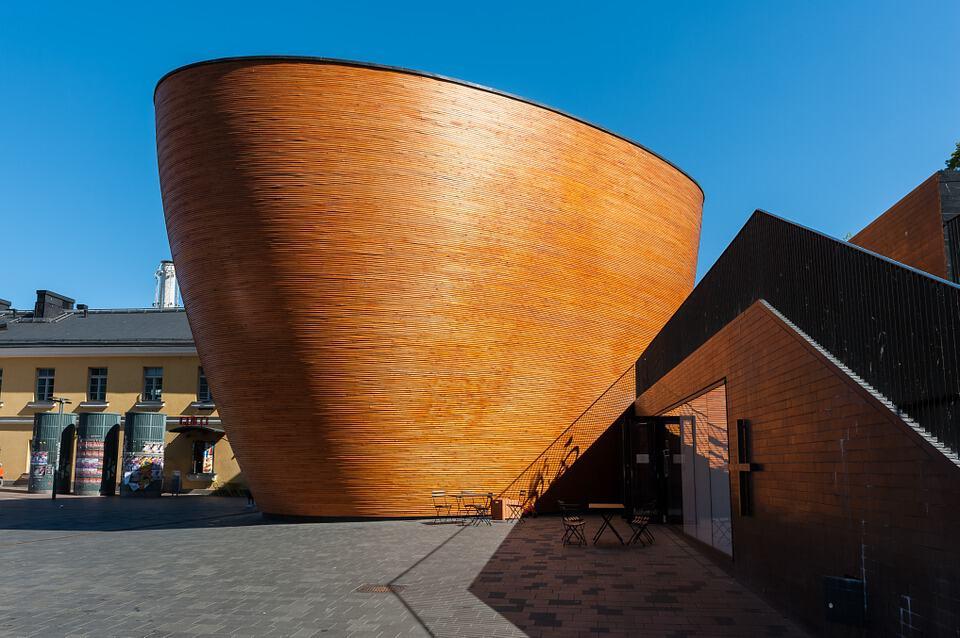 kamppi-chapel