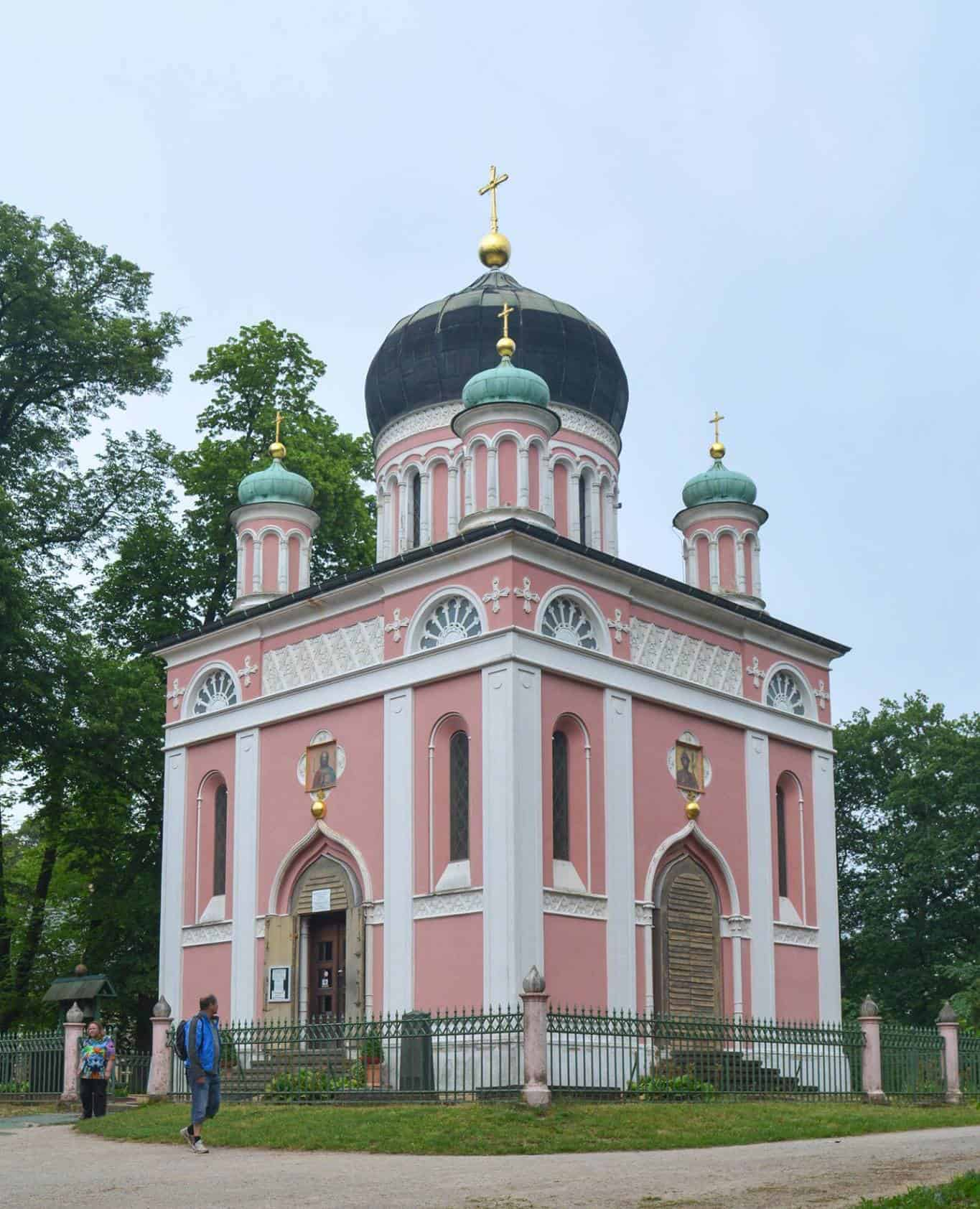 Alexander Newski Church