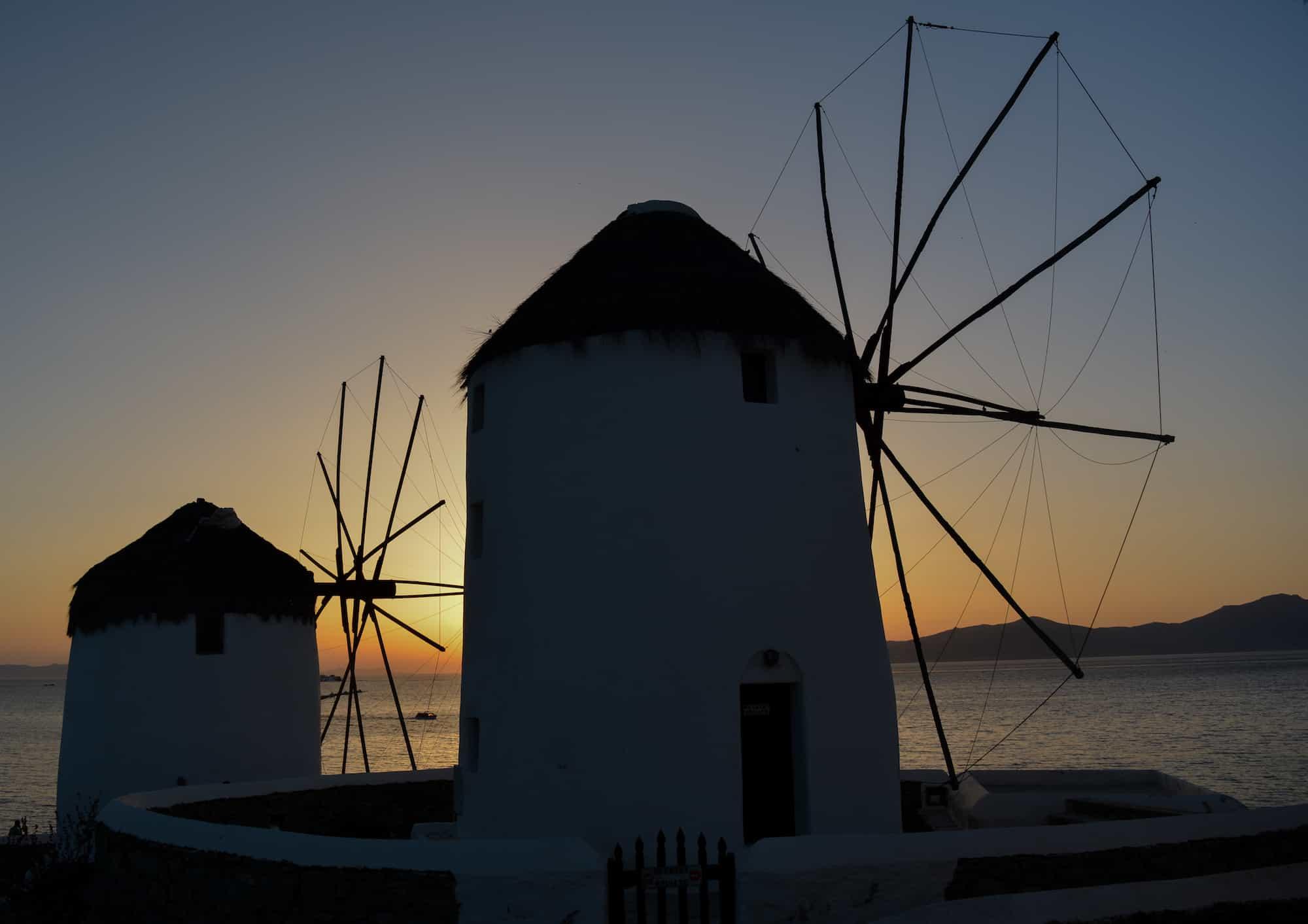 Que Ver En Mykonos, Grecia En Dos Días