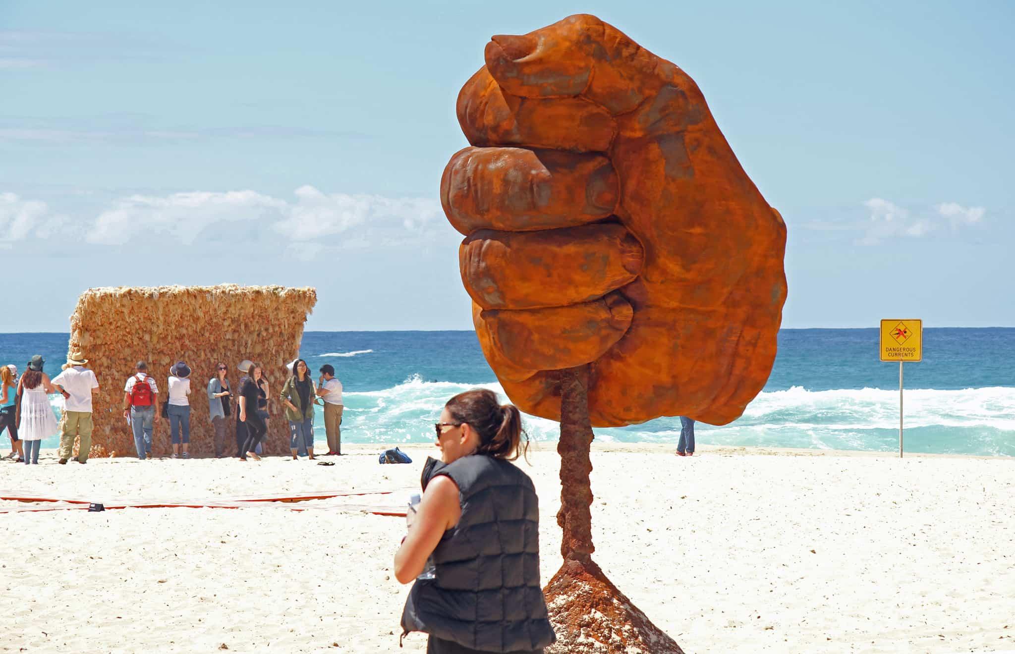 Sculpture by the sea - Que ver en Sydney