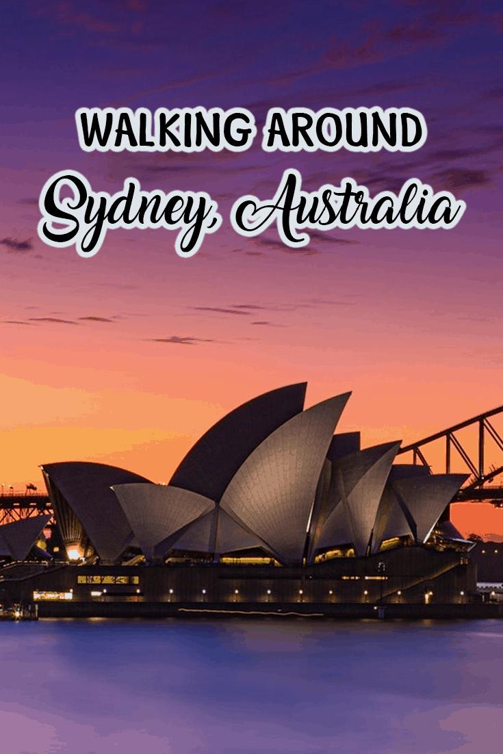 The best walks around Sydney