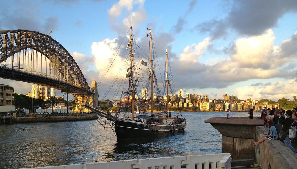 Sydney bridge - Que ver en Sydney
