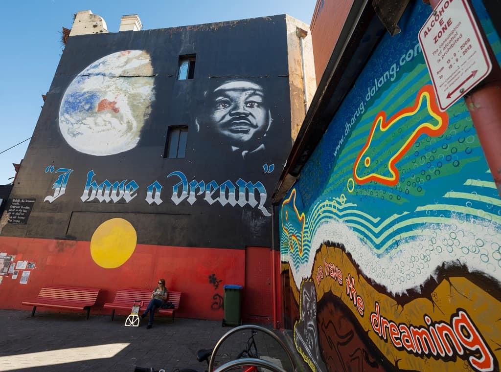 Sydney mural