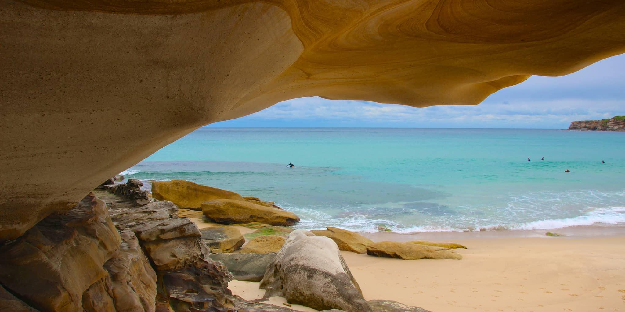 Las playas de Sydney Tamarama - Que ver en Sydney