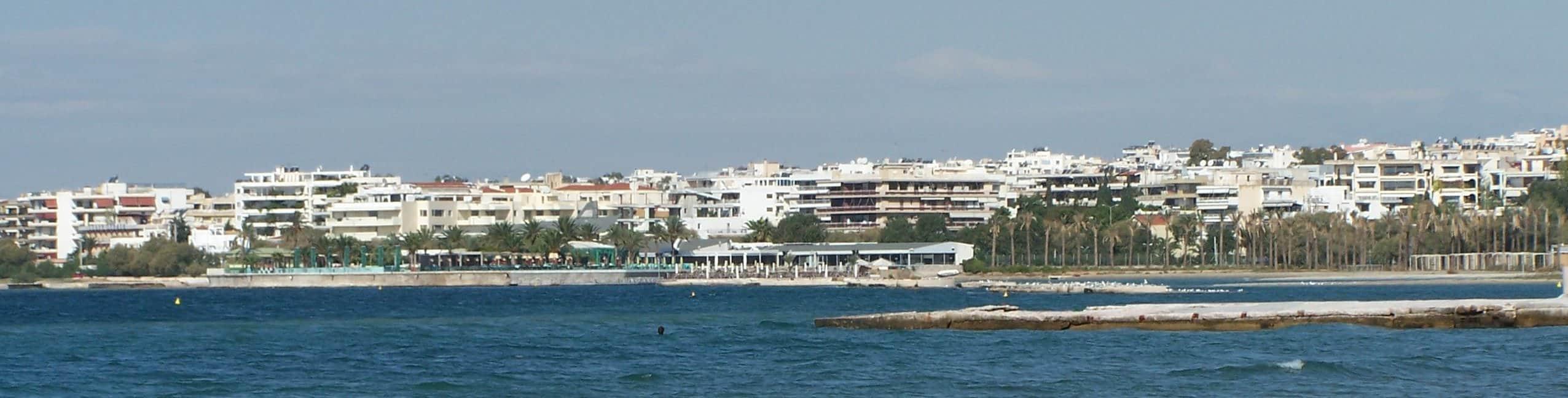 Voula, Greece Beach