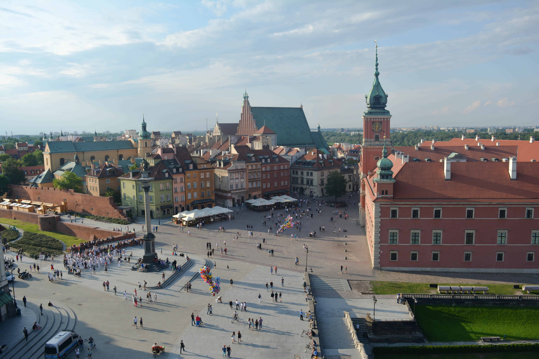 25 Cosas Imprescindibles Que Ver En Varsovia, Polonia