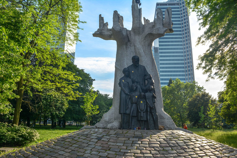 Monumento a Janusz Korczak