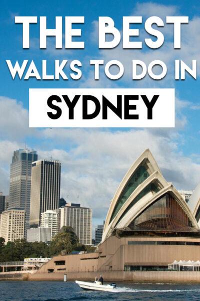 The best walks to do in Sydney