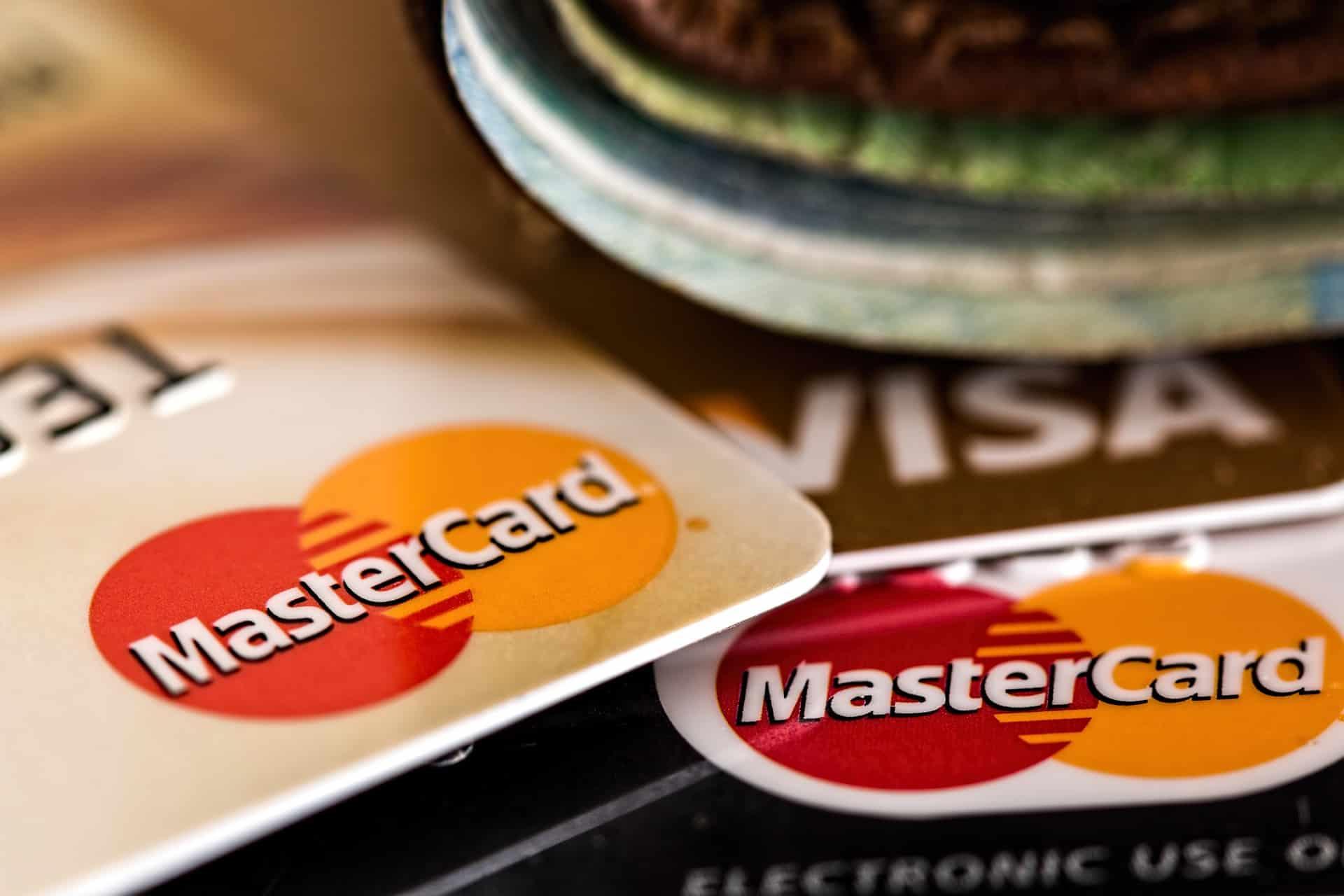 dos tarjetas de crédito